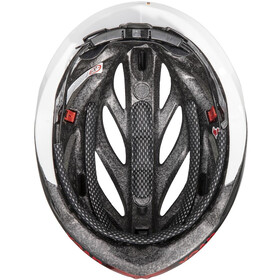 UVEX Boss Race LTD Kask rowerowy, black red